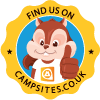 Find us on campsite.co.uk